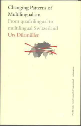 DURMULLER, Urs. (English translation by Eileen Walliser-Schwarzbart).