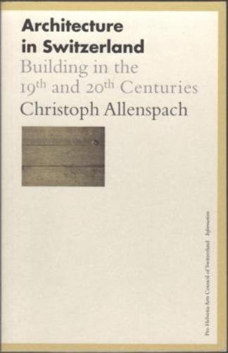 ALLENSPACH, Christoph. (Translated by Zofia Rozankowska).