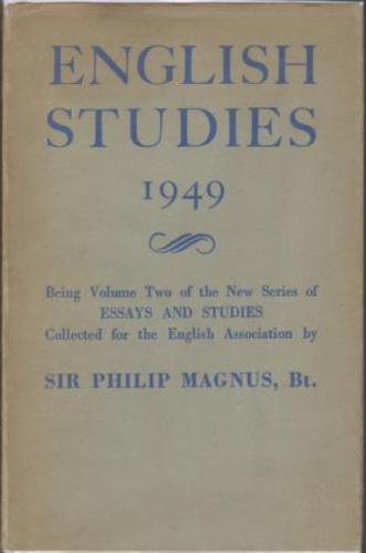 MAGNUS, Sir Philip. (Collected by).