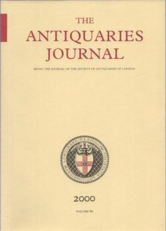 SOCIETY OF ANTIQUARIES OF LONDON.