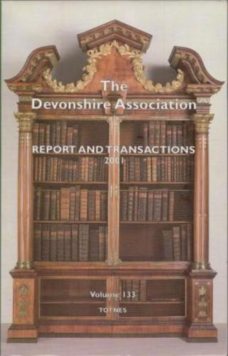 DEVONSHIRE ASSOCIATION FOR THE ADVANCEMENT OF SCIENCE LITERATURE AND THE ARTS, THE.